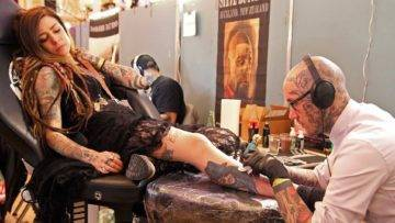 The Mysterious History Of Tattoos