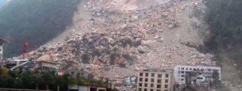 5 Massive Landslides CAUGHT ON CAMERA