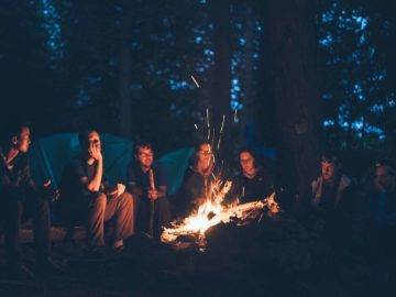 15 Scary Camping Stories Actually Caught On Camera