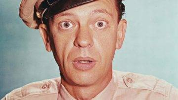 13 Things You Didn't Know About Don Knotts Life!