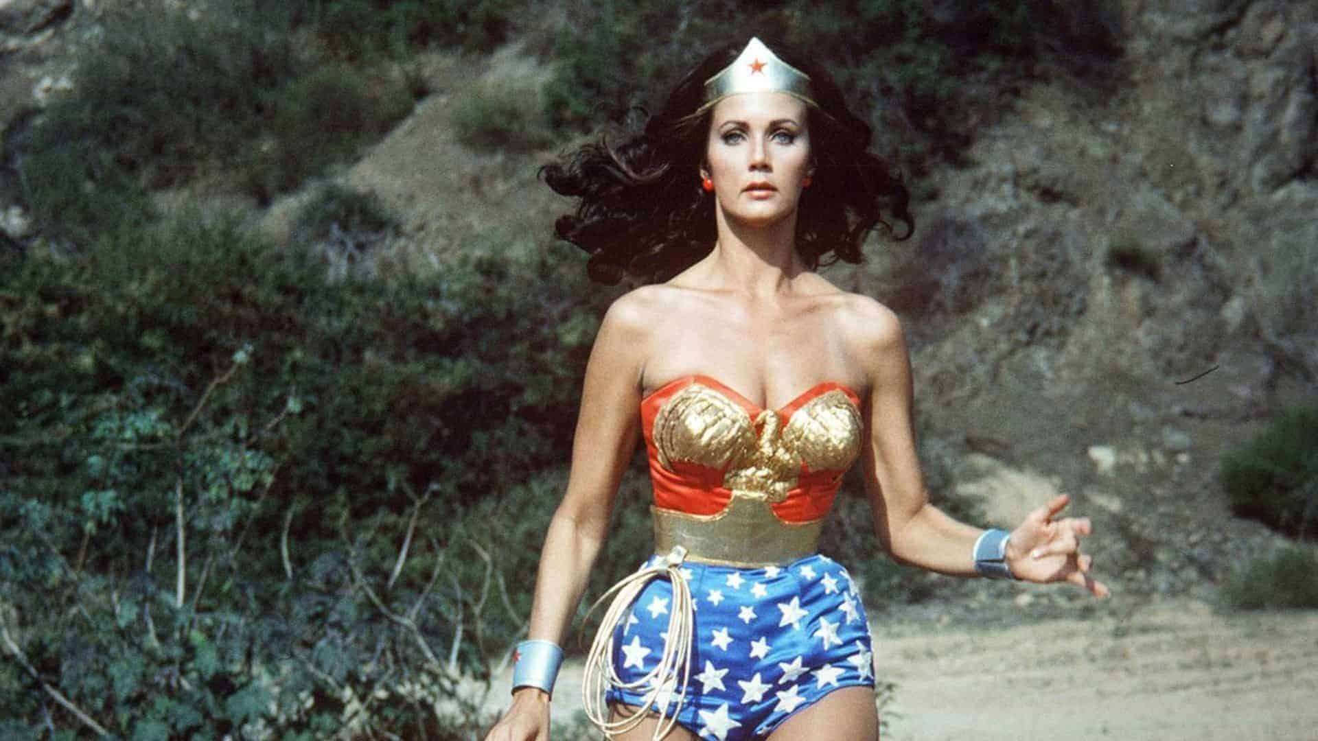 Lynda Carter Life Story Makes Her The REAL Wonder Woman!