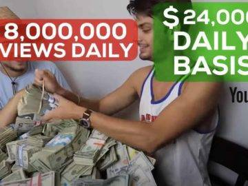 Top 10 Richest YouTube Celebrities (And How Much Money They Make)