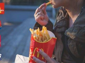Top 10 Best Fast Food FRENCH FRIES Ranked Worst To Best