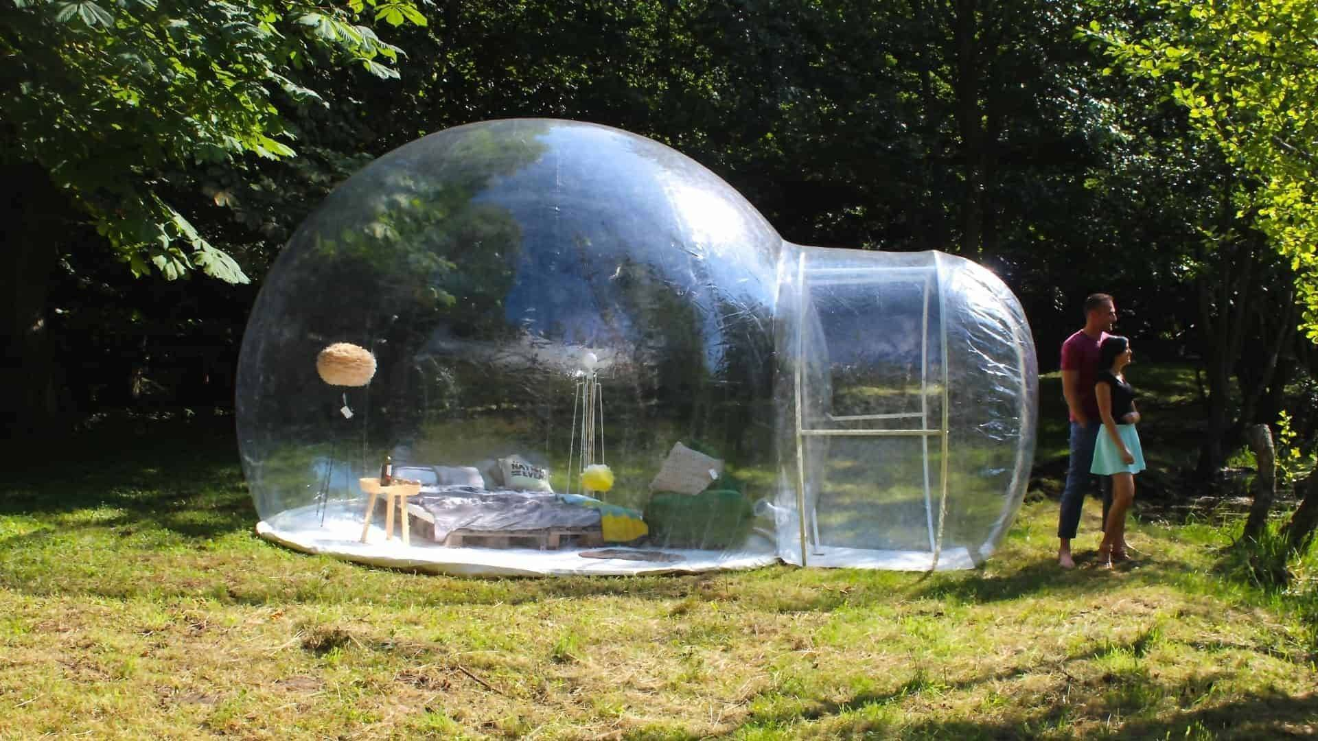 Top 8 Coolest Tents In The World!