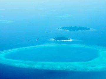 What Would Happen If You Drained The World's Biggest Atoll?