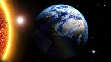 What If The Earth And Sun Switched Places?