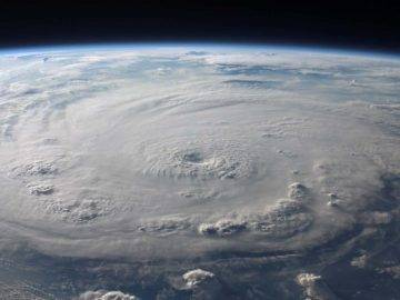 What Would Happen If Two Hurricanes Collide?