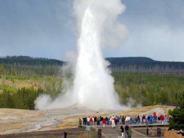 What Would Happen If You Fell Into A Geyser?