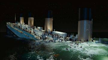 How to Survive a Sinking Ship!