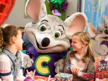 Does Chuck E. Cheese Have The Worst Pizza Ever?