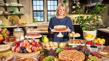 What Does Martha Stewart Eat (When The Camera Is Off)