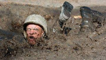 Most INTENSE Military Training on Earth!