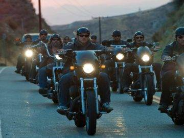 Top 10 Unreal Sons of Anarchy Shocking Moments!