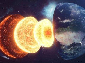 What If The Earth's Core Was a Geo-Reactor?