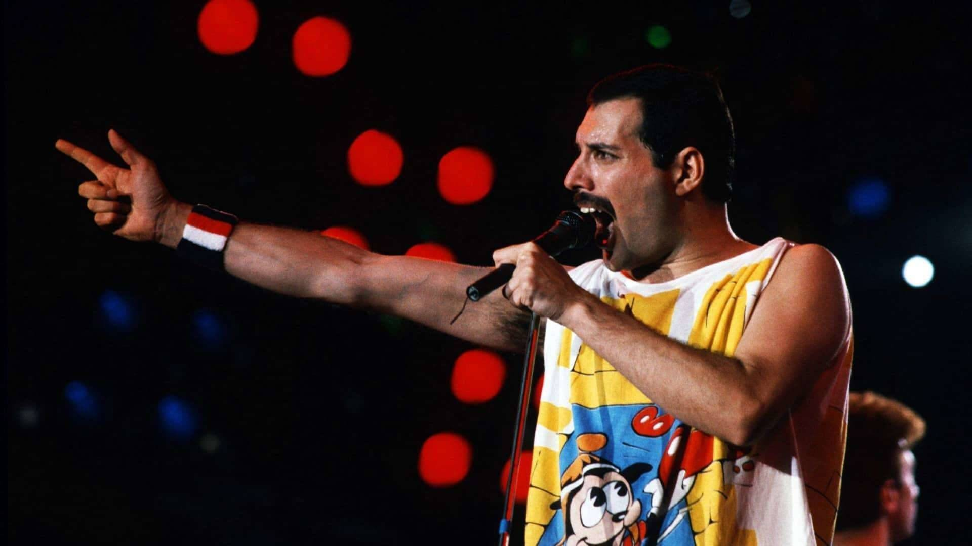 The Freddie Mercury Life Story Like No Other