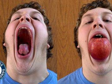 The Biggest Mouth In the World (According to Guinness World Records)