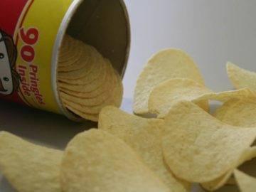 The Real Reason Pringles Aren't Actually Potato Chips!