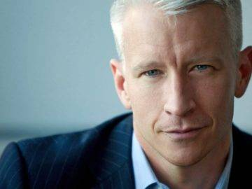 Top 10 Things About Anderson Cooper Even CNN Doesn't Know!