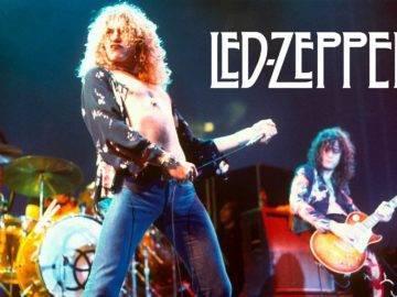 Holy Led Zeppelin! The Tragic Life Story Of Robert Plant