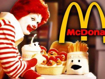 Top 10 Things That Happen To Your Body If You Eat McDonald's Every Day!