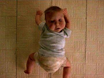 Top 10 Scariest Babies in Movies!