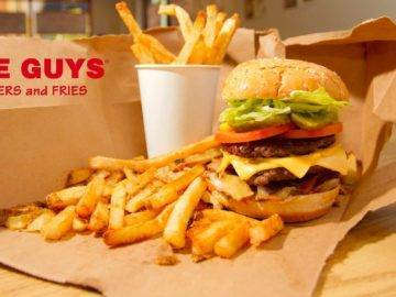The REAL Reason Why Five Guys Always Gives You So Many Extra Fries!