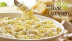 Why You Should Never Order Fettuccine Alfredo At Olive Garden!