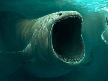 Was Africa's Loch Ness Monster Mokele Mbembe Caught On Camera?