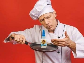 Will Super Glue Stick To A Non-Stick Pan? Totally Krazy!
