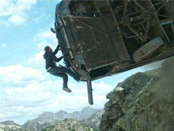 How to Survive When Your Car Is Hanging Off A Cliff