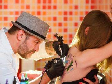 Top 17 Amazing Cosmetic Tattoos To Cover Birthmarks, Burns And Skin Conditions!