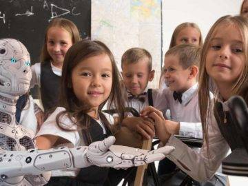 What If Teachers Were Replaced By Robots?