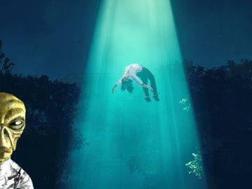 Top 10 CREEPIEST Real-Life Alien Abduction Stories That Might Be True!