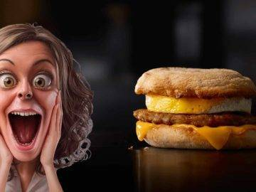 Top 14 Best Fast Food Breakfast Sandwiches Ranked Worst To Best!