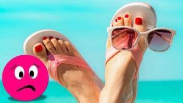 Foot Fetish? Top 10 Celebrities Who Are Ashamed Of Their Feet!