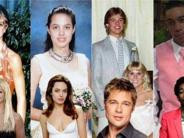 Funny Celebrity Prom Pictures That Are Worse Than Yours!