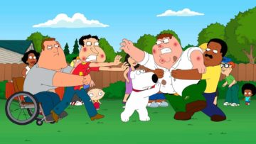 Top 10 Most Outrageous Family Guy Fight Scenes!