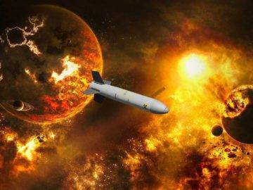 What If We Detonated All Nuclear Bombs In Space At Once?