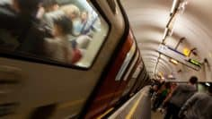 Top 40 Shocking Subway Photos That Are Pretty Disturbing!
