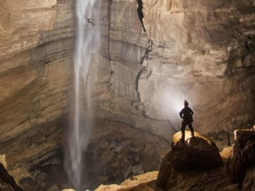 How Do You Survive A Cave Collapse?