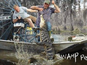 What Dark Secrets Are The Swamp People Cast Hiding?
