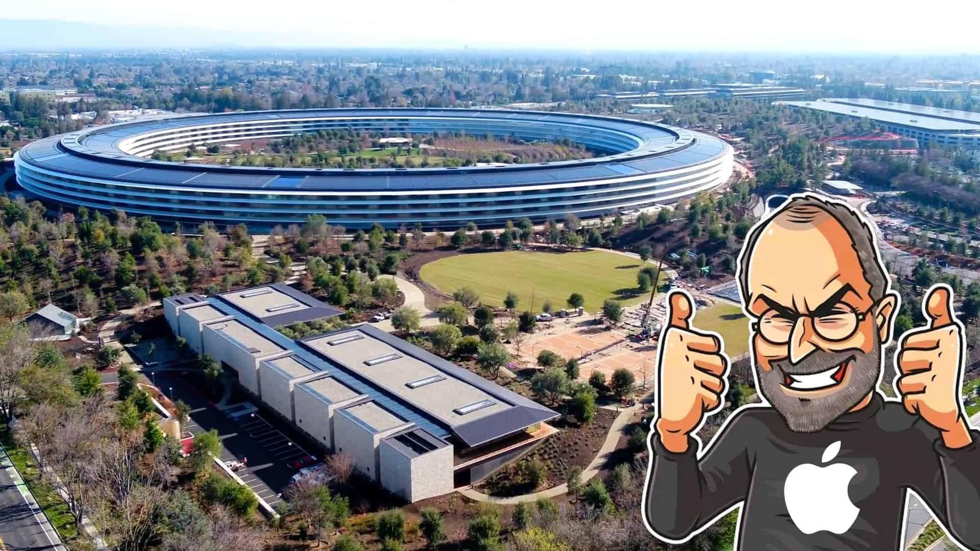 Inside Apple Park New $5 Billion HQ That Would Make Steve Jobs Proud!