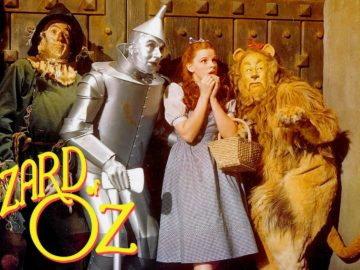 Shocking Behind The Scenes Details Filming The Wizard Of Oz!