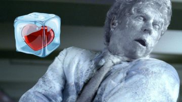 Would A Frozen Human Shatter Into Pieces? (Like The Movies)