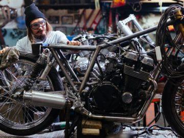 Top 15 Weirdest Motorcycles In The World!