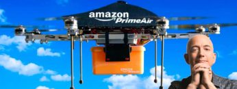 Why Amazon Prime Air Delivery Drones Will Save Bezos Billions