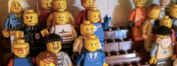 What If People Were Made Of Lego?