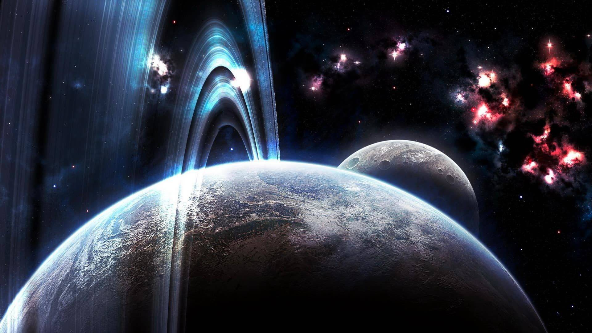 What Would Happen If Uranus Collided With Earth?