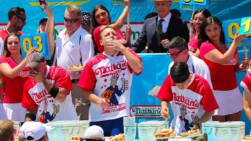 Top 6 Professional Eating Champions Hurt (While Eating)